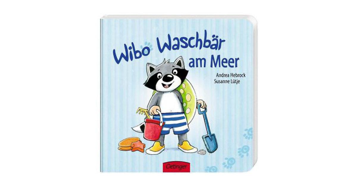 Buch - Wibo Waschbär am Meer