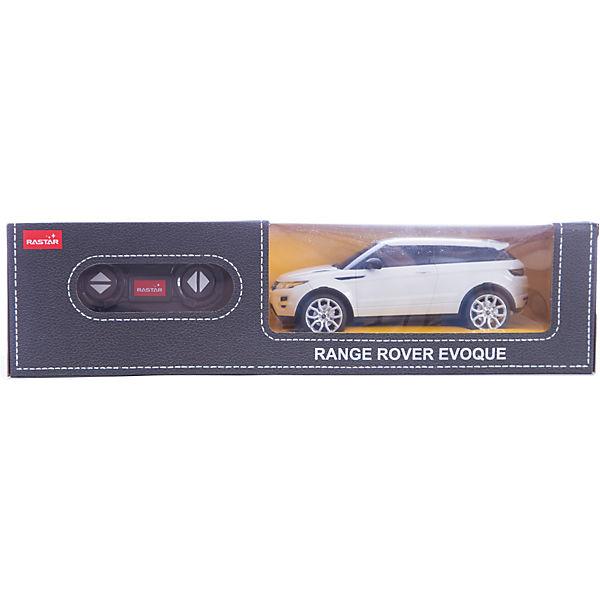 Машина RANGE ROVER EVOQUE, 1:24, на р/у, RASTAR