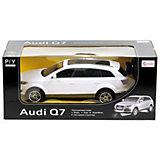 Машина AUDI Q7 1:14, свет, на р/у, RASTAR, в ассортименте