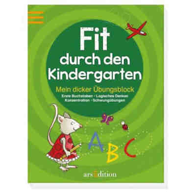 Fit durch den Kindergarten