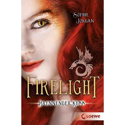 Firelight: Brennender Kuss, Band 1