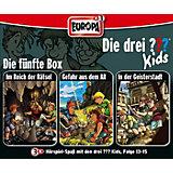 CD Die Drei ??? Kids 05 -3er Box (13-15)
