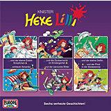 CD Hexe Lilli 06 - Geschichten Box