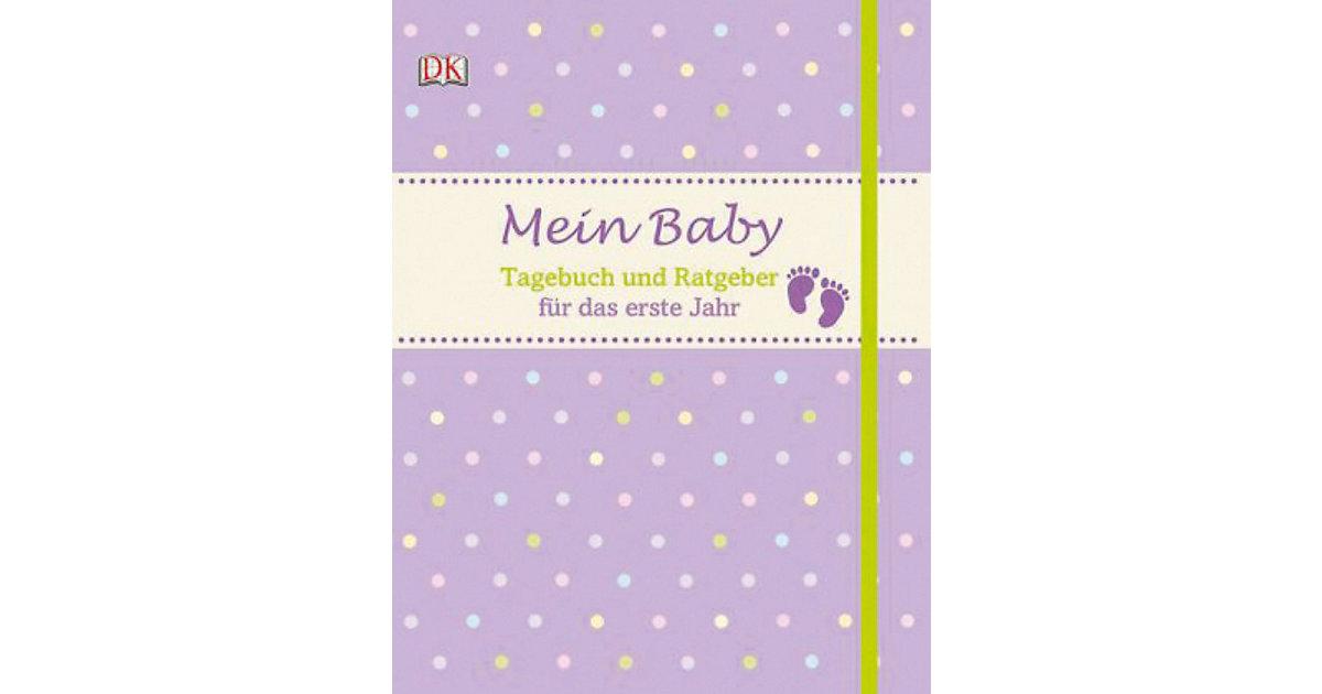 Buch - Mein Baby - Tagebuch und Ratgeber das erste Jahr Kinder