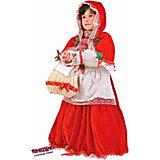 Карнавальный костюм Красная шапочка, 2 года, Veneziano