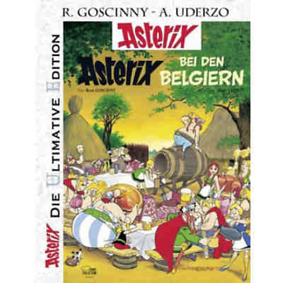 Asterix, Die Ultimative Edition: Asterix bei den Belgiern, Band 24