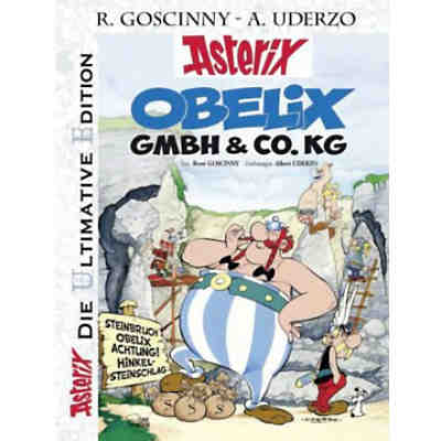 Asterix, Die Ultimative Edition: Obelix GmbH & Co. KG, Band 23