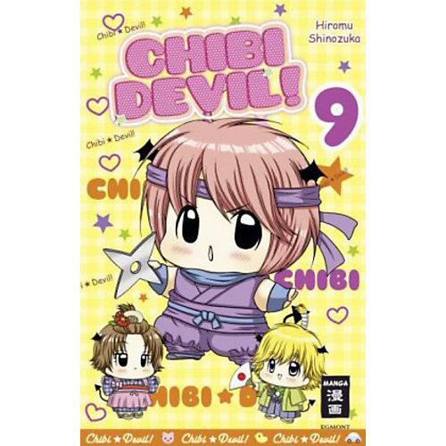 Buch - Chibi Devil, Band 9