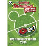 Lustiges Taschenbuch Extra Fußball - Weltmeisterschaft 2014