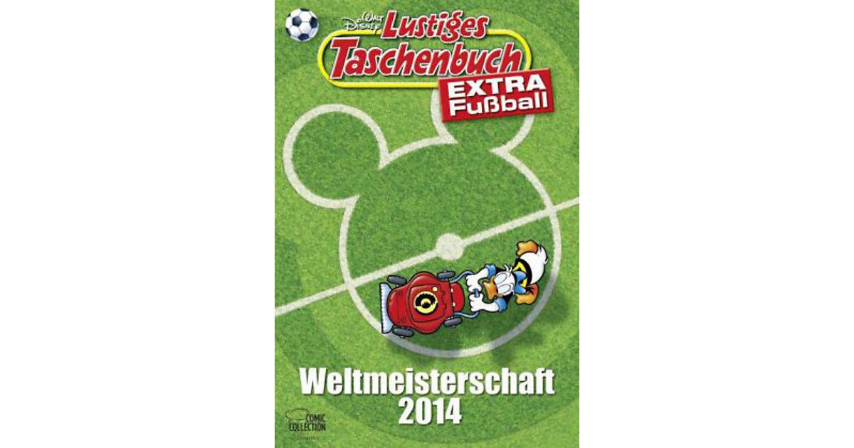 Lustiges Taschenbuch Extra Fußball - Weltmeiste...