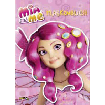 Mia and me: Maskenbuch