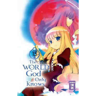 The World God Only Knows, Band 15