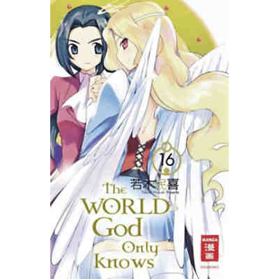 The World God Only Knows, Band 16