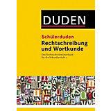Duden Schülerduden: Rechtschreibung und Wortkunde