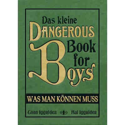 Das kleine Dangerous Book for Boys