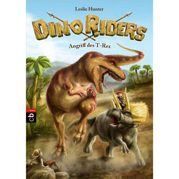 Dino Riders: Angriff des T-Rex