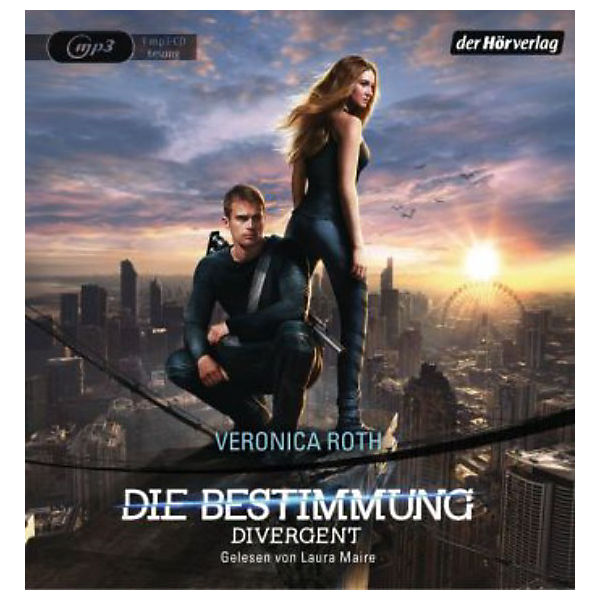 Die Bestimmung, 1 Audio-CD
