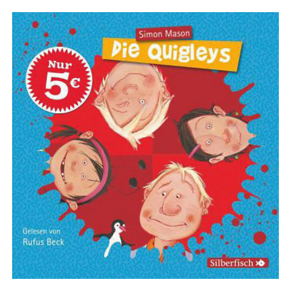 Die Quigleys, 2 Audio-CDs