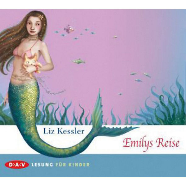 Emilys Reise, 4 Audio-CDs