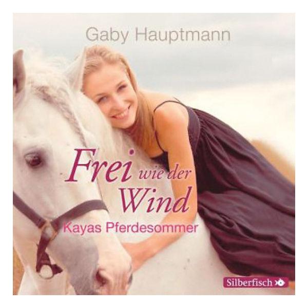frei wie der wind kayas pferdesommer 2 audio cds gaby hauptmann mytoys. Black Bedroom Furniture Sets. Home Design Ideas
