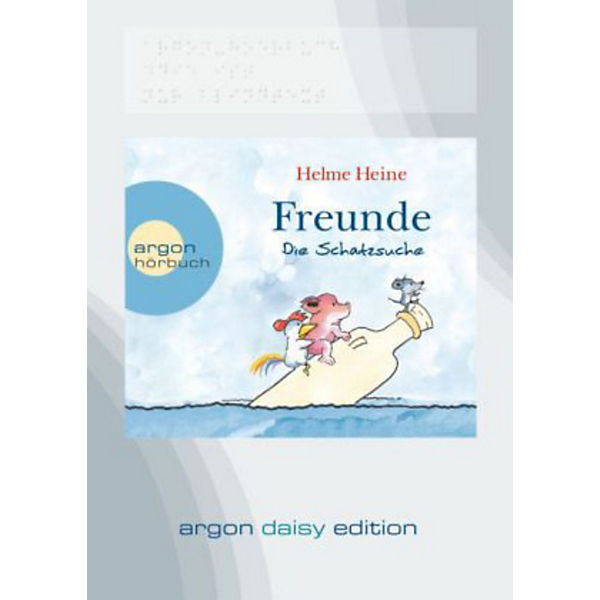 Freunde (DAISY Edition), 1 Audio-CD