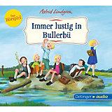 Immer lustig in Bullerbü - Das Hörspiel, 1 Audio-CD