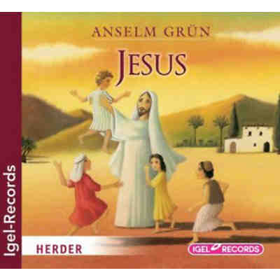 Jesus, 1 Audio-CD