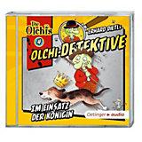 Olchi-Detektive: Im Einsatz der Königin, 1 Audio-CD