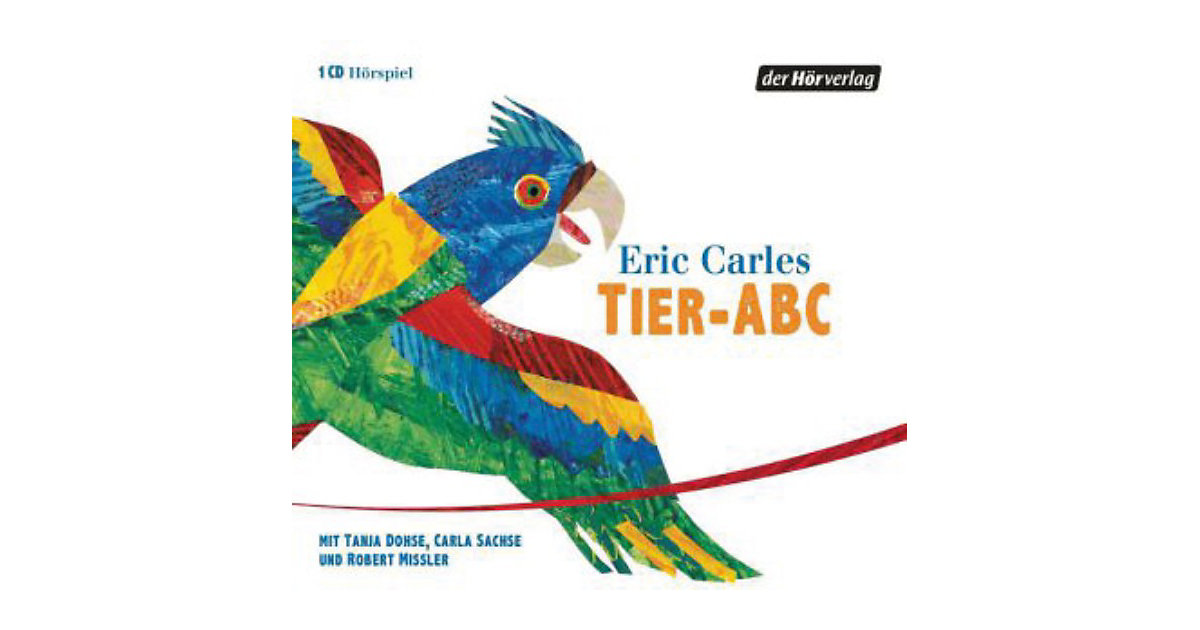Tier-ABC, 1 Audio-CD Hörbuch