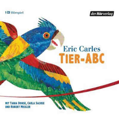 Tier-ABC, 1 Audio-CD