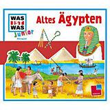 Was ist Was junior: Altes Ägypten, Audio-CD