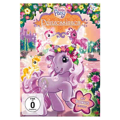 DVD My Little Pony - Prinzessinnen