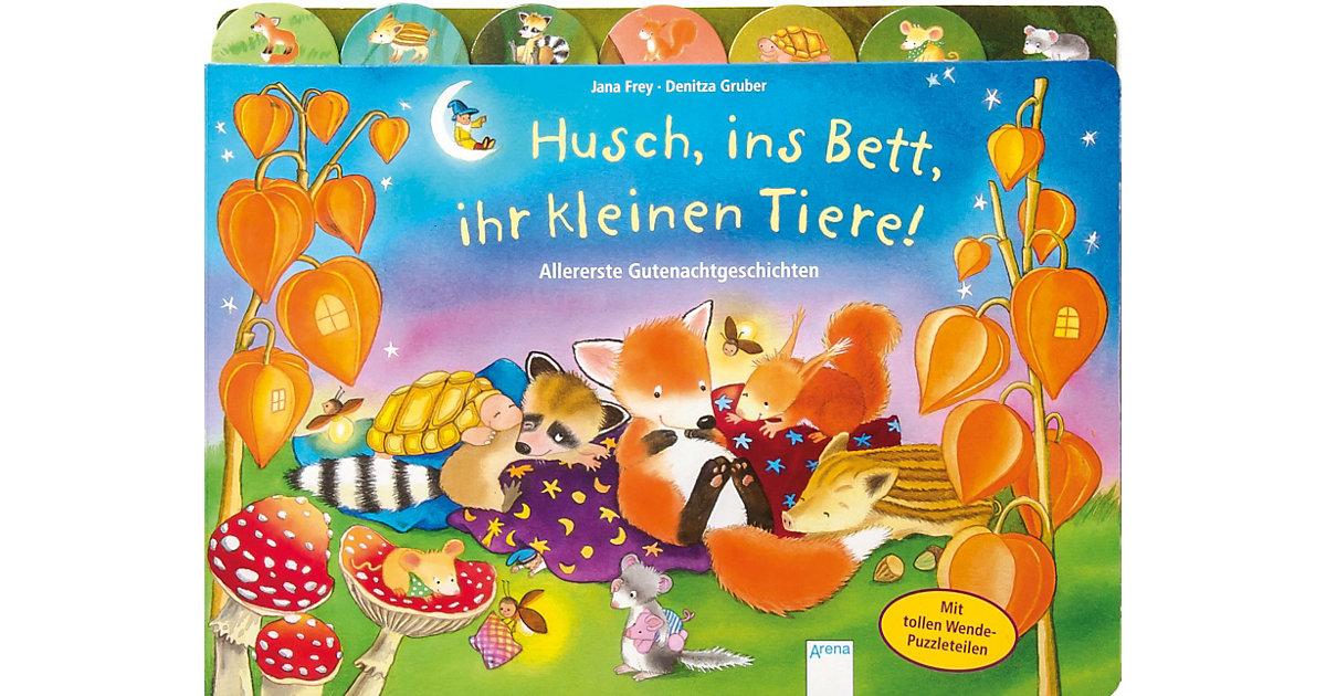 Buch - Husch, ins Bett, ihr kleinen Tiere!