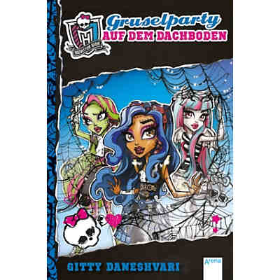 monster high talentshow um mitternacht gitty daneshvari mytoys. Black Bedroom Furniture Sets. Home Design Ideas