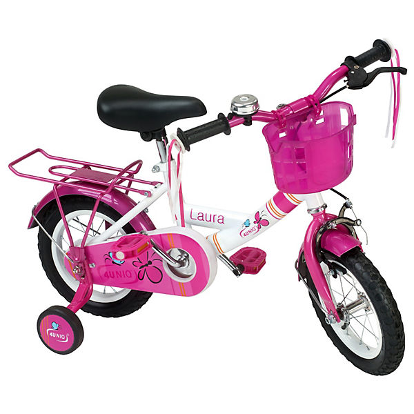 kinderfahrrad 14 zoll laura 4uniq mytoys. Black Bedroom Furniture Sets. Home Design Ideas