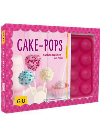 cake pop set mit backform und 20 cakepop stiele christa schmedes mytoys. Black Bedroom Furniture Sets. Home Design Ideas