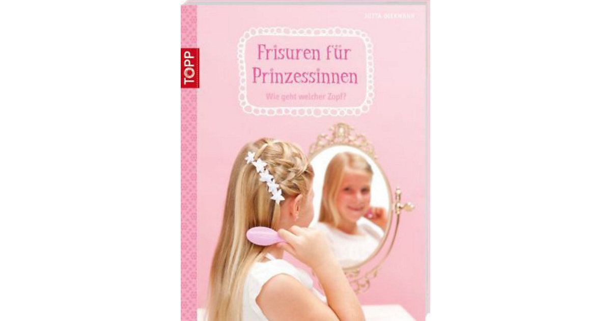 Frisuren Prinzessinnen Kinder