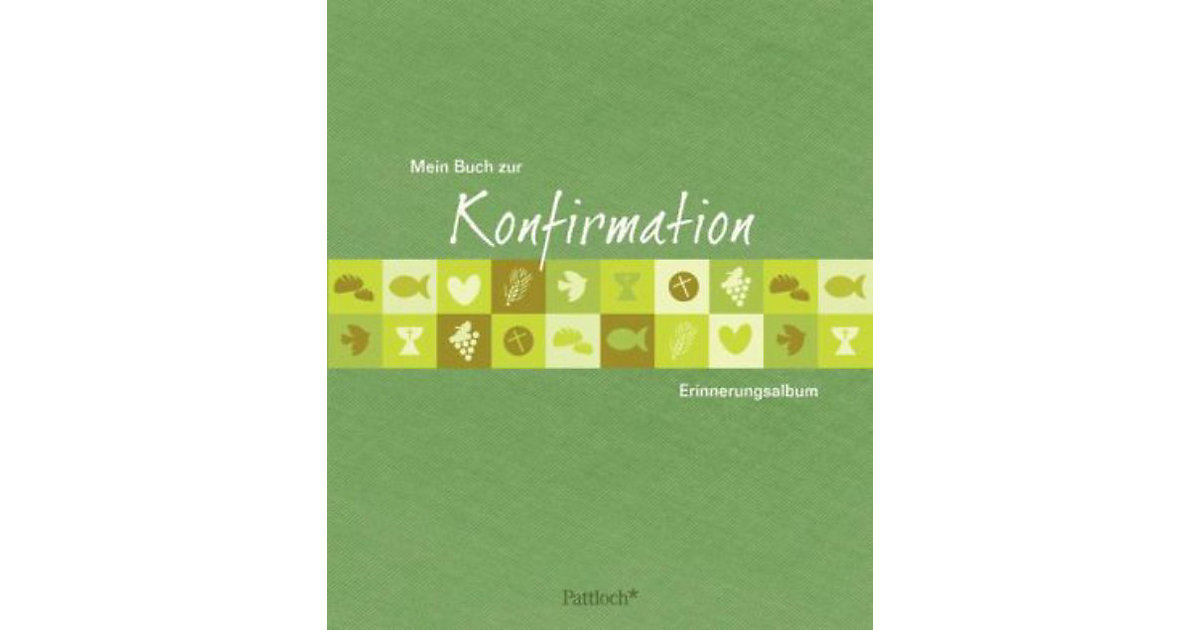 Mein Buch zur Konfirmation