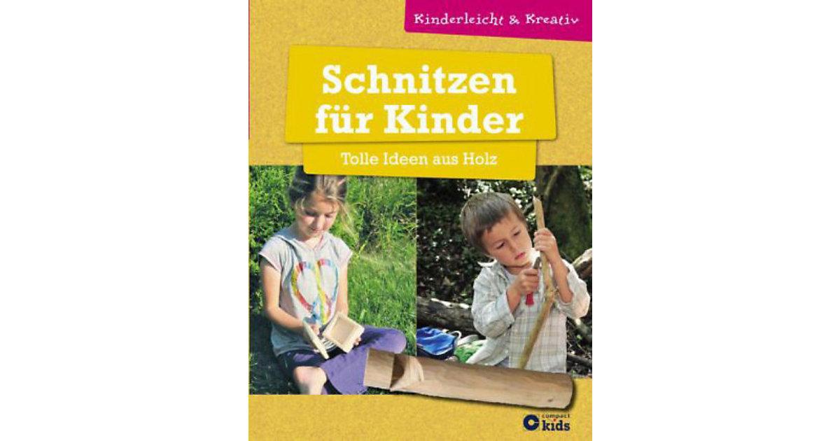 Schnitzen Kinder - Tolle Ideen aus Holz Kinder