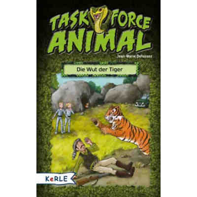 Task Force Animal: Die Wut der Tiger