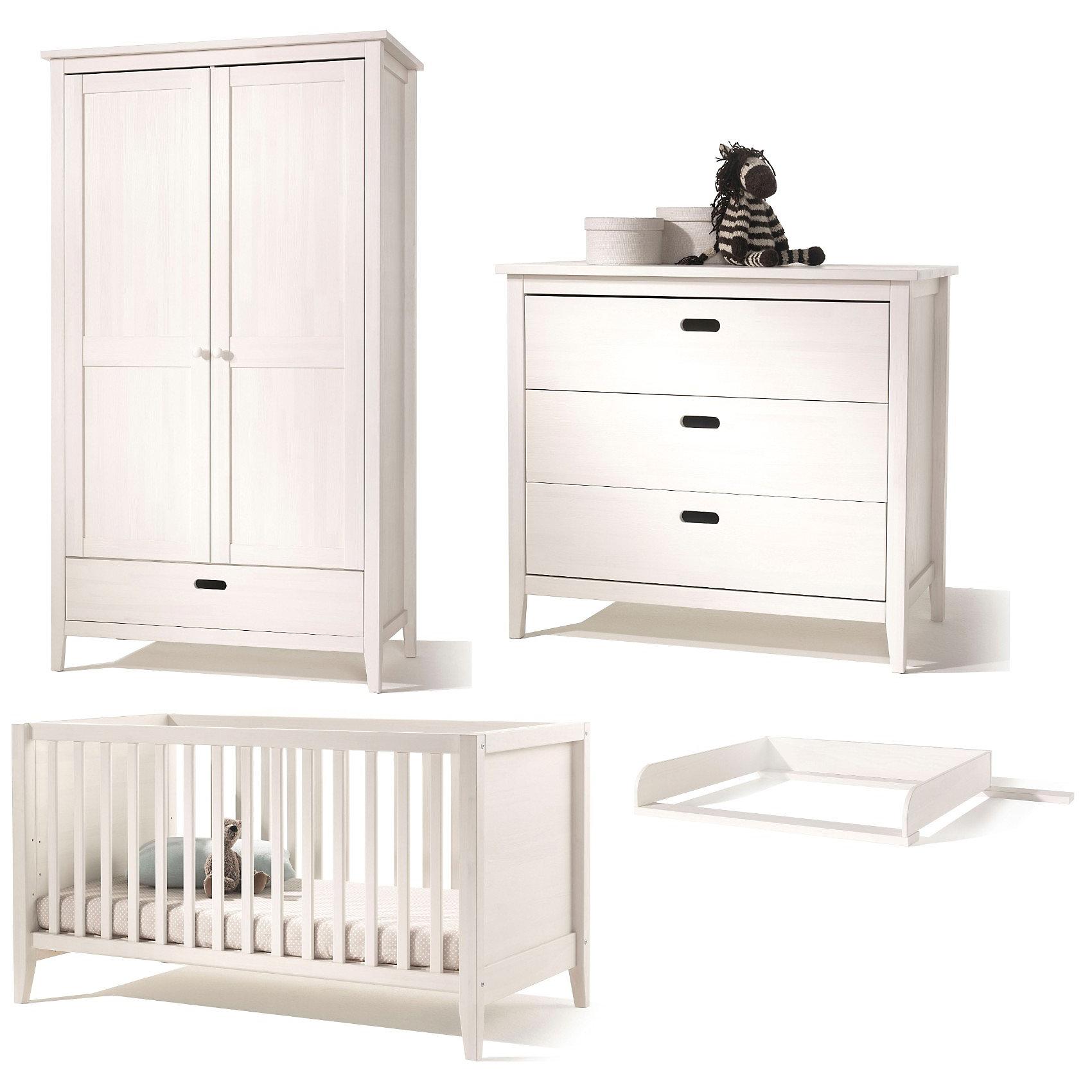 preisvergleich eu kleiderschrank kiefer massiv weiss. Black Bedroom Furniture Sets. Home Design Ideas