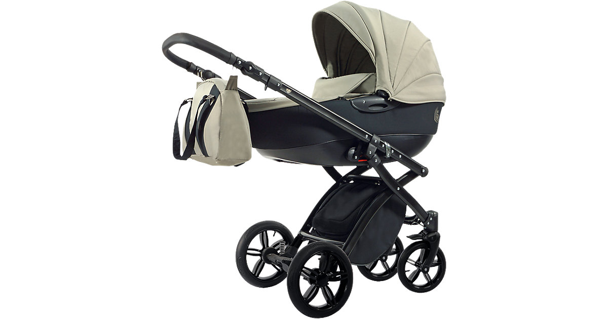 Kombi Kinderwagen Alive Elements, Jars beige