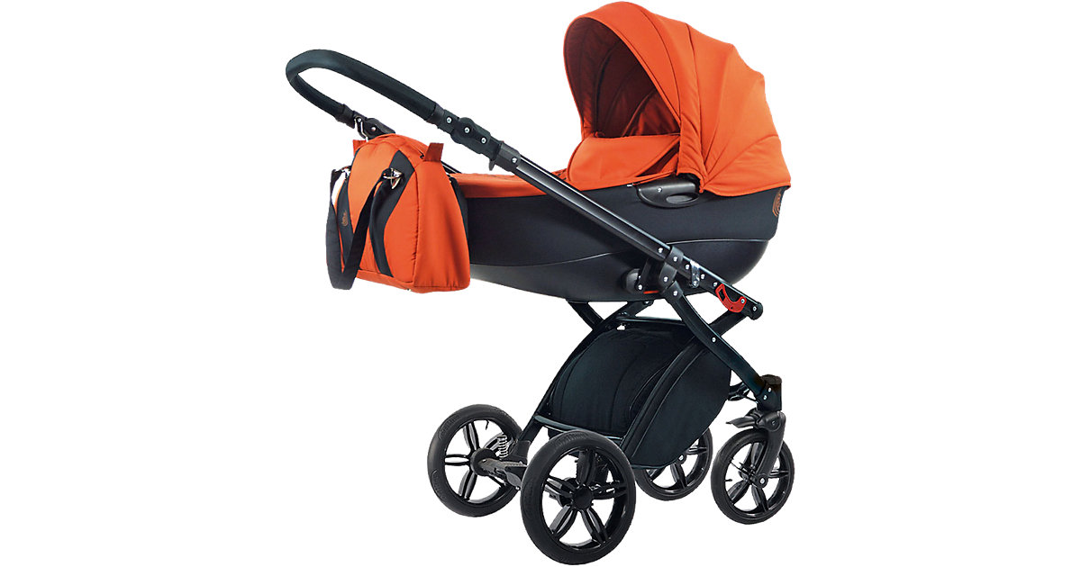Kombi Kinderwagen Alive Elements, Aeris orange