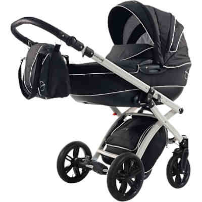 Kombi Kinderwagen Alive Born to Ride, schwarz