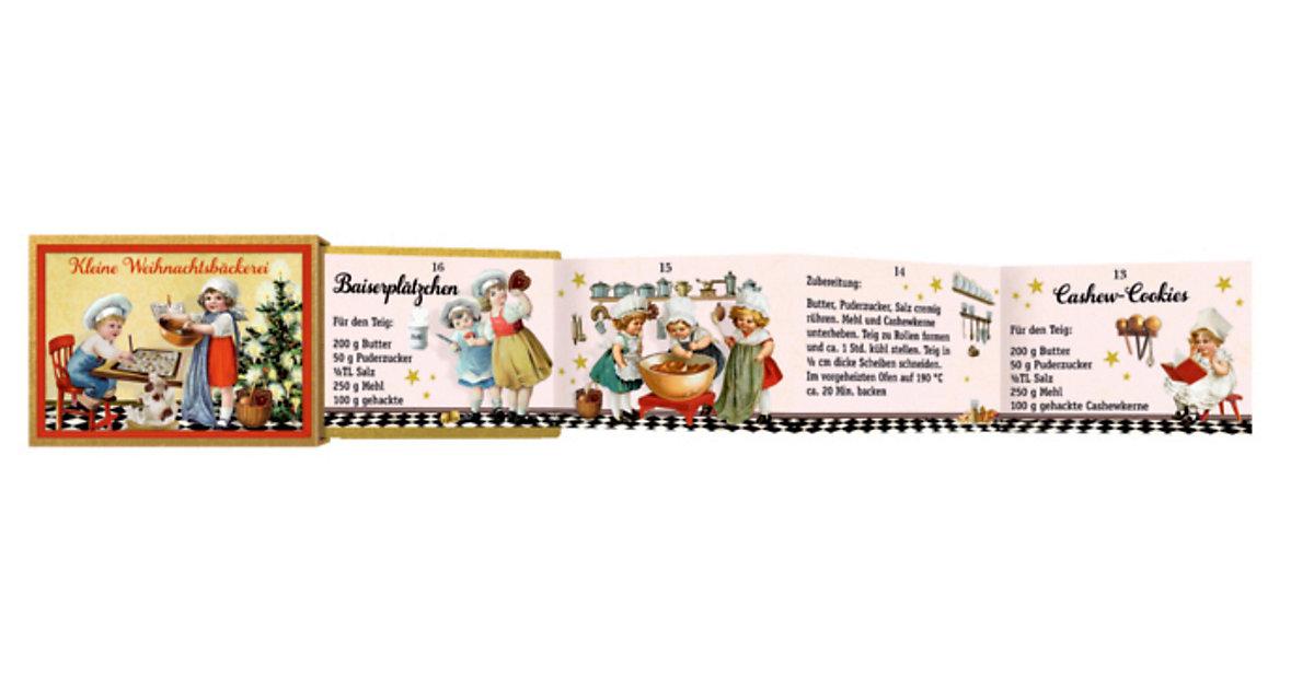 Buch - Advent klitzeklein - Kleine Weihnachtsbäckerei, Adventskalender