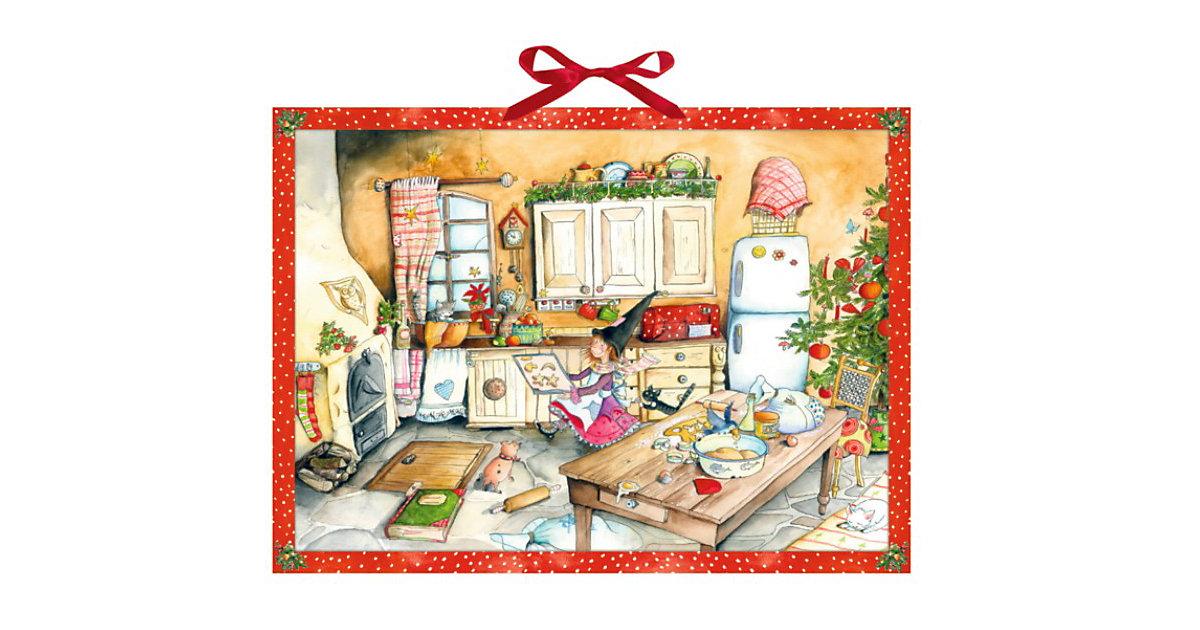 Buch - Eins, zwei, drei, Weihnachtsbäckerei, Adventskalender