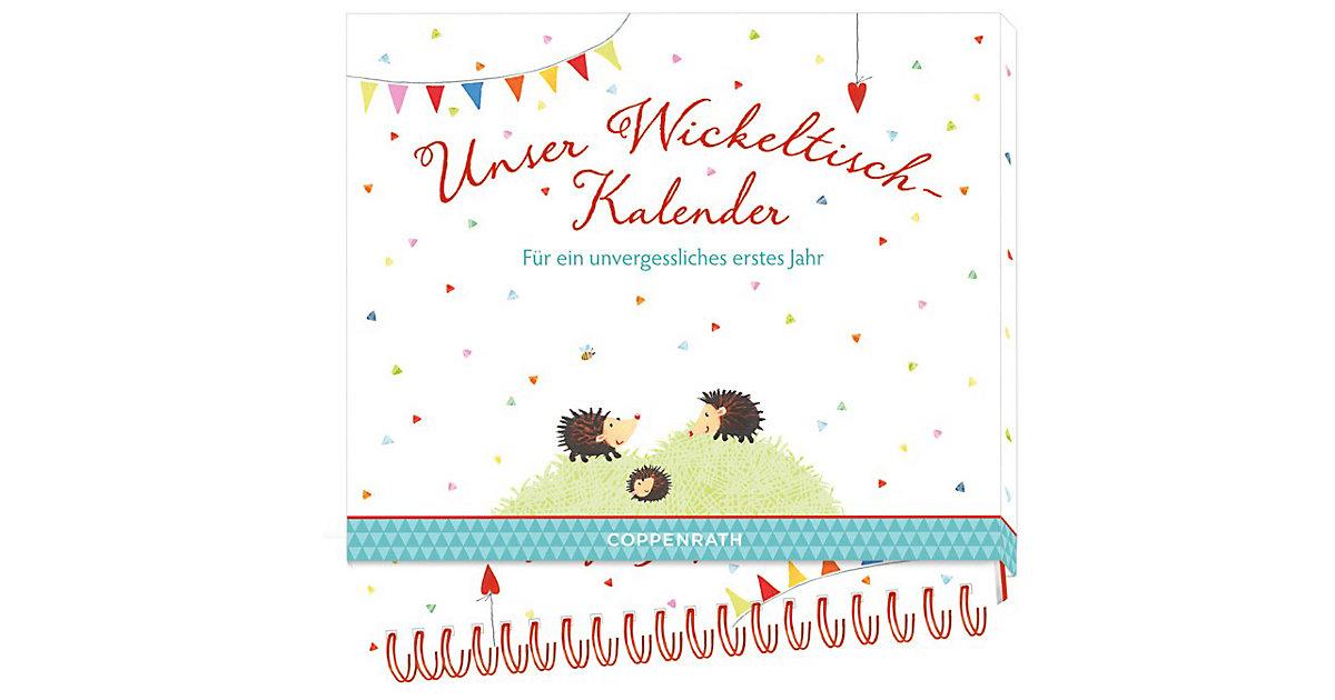 Buch - Unser Wickeltisch-Kalender