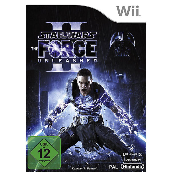 Wii The Force Unleashed 2