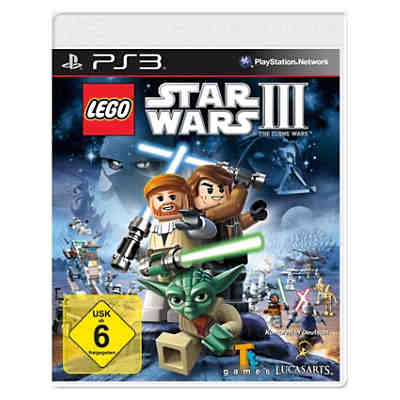 PS3 Lego Star Wars 3
