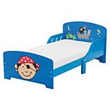 Kinderbett Pirat, 70 x 140 cm